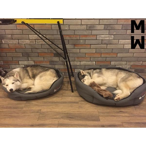 Hundekurve/ -pude/ -senge