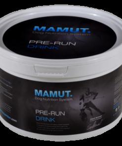 MAMUT Pre-Run drink-foddertilskud til hunde